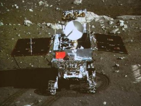 China's 'Jade Rabbit' Lunar Rover Declared Dead