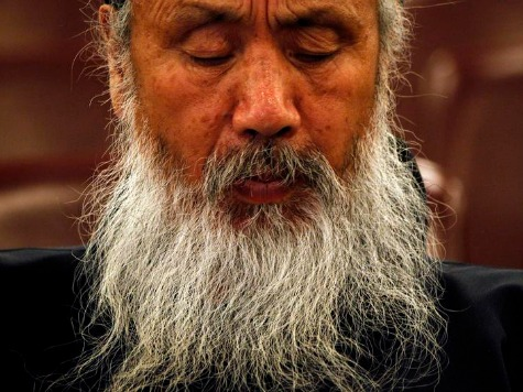 Beards Called 'Potential Hazards' by Chinese Officials