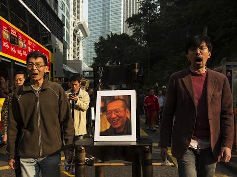 China Calls U.S. Bid to Name Street for Nobel Peace Laureate a 'Farce'