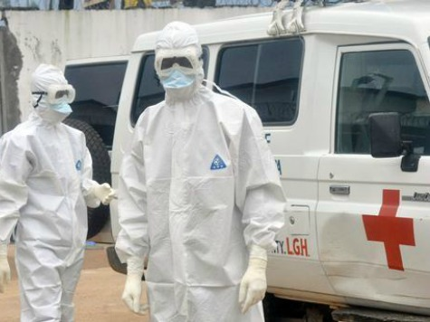 CNN: Ebola Outbreak 'Running Much Faster' than Response