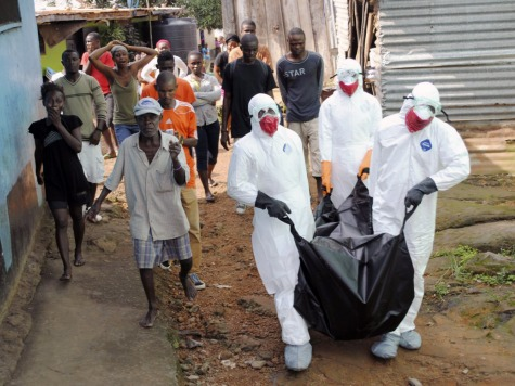 Small Liberian Church Is a Hero in Fight against Ebola