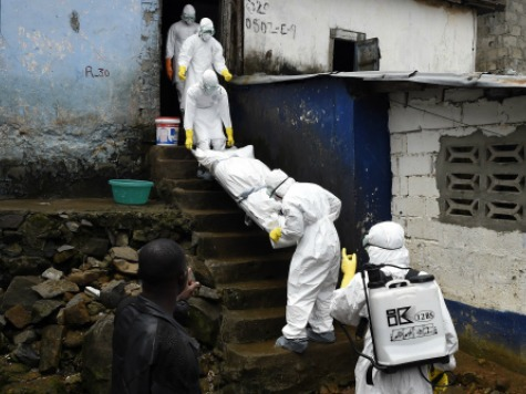 Study: 220,000 New Cases Of Ebola In West Africa By Year's End