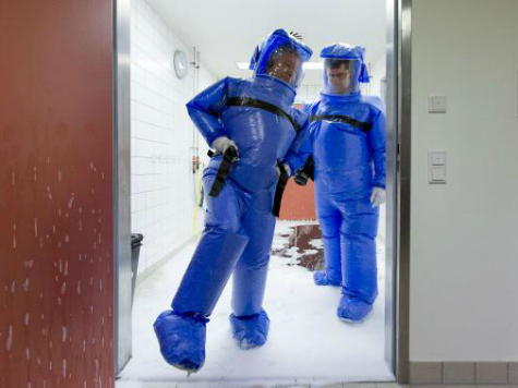 Ebola Horror: How HAZMAT Suits Themselves Can Contaminate Medical Workers