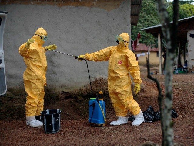 Britain Faces a Clear Danger from Ebola: We Need to Do More