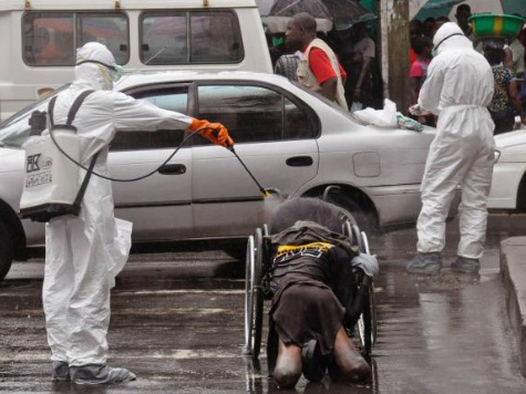 Ebola Medical Worker Forced to Turn Away Patients in Liberia