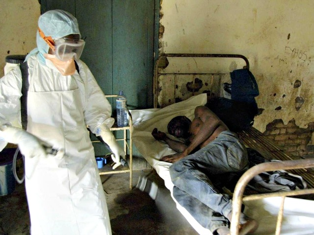 Doctors Without Borders Senior Official: International Response to Ebola 'Almost Zero'