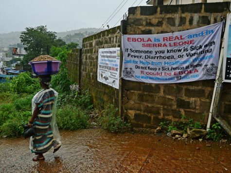 Sierra Leone Cancels Christmas, New Year Celebrations Due to Ebola