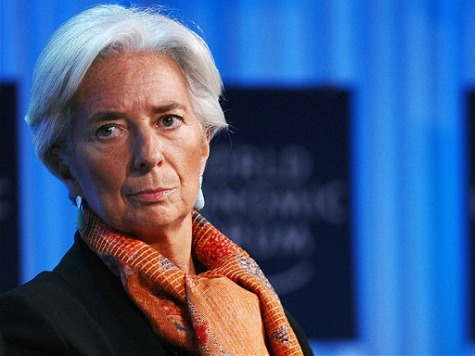 IMF Chief Christine Lagarde Being Investigated for Fraud