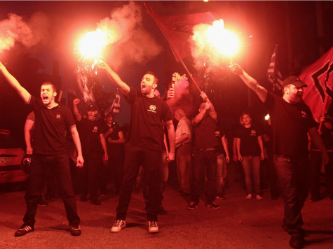 World View: Greece's Neo-Nazi Golden Dawn Party Will Adopt New Name if Banned