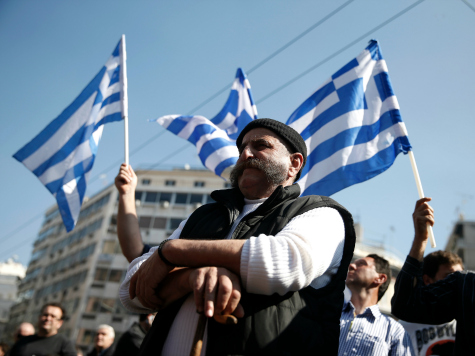 Abrupt Greek Parliament Vacation Brings Long Government Breaks into Debate