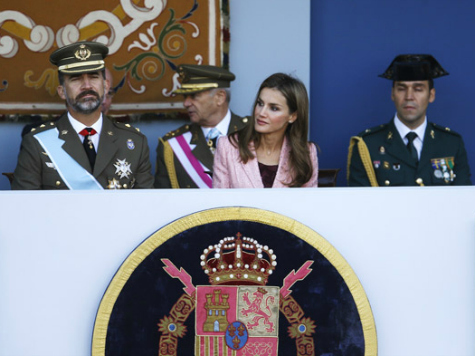 More than Half of Spanish Want Monarchy Gone But Support Crown Prince