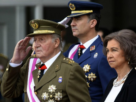 Report: Spanish King Abdicated so His Son Would Not 'Wither Waiting like Prince Charles'