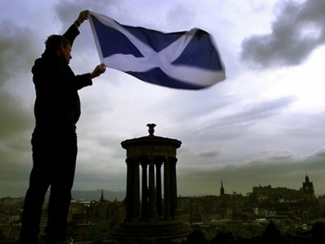 Report: Banks Will Flee Scotland if It Becomes Independent