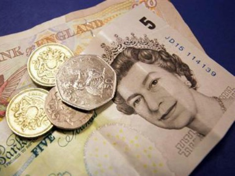 Report: £1 in every £6 of UK govt spending is 'wasted'