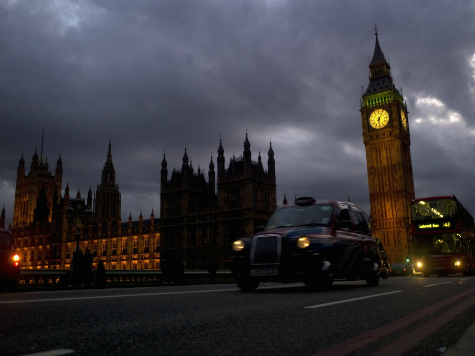Report: UK Gov't Spends £Millions Lobbying Itself for Bigger, More Intrusive State