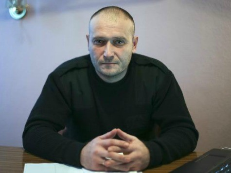 Russia TV Showed Ukraine's Right Sector Dmytro Yarosh Led Polls