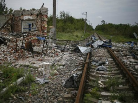 Eleven Die in Attack in Snizhne, State Department Says Russia Supplies Weapons to Rebels in Ukraine