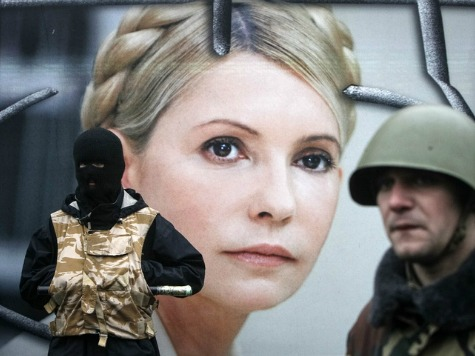 Ukraine's Yulia Tymoshenko Says Russia Media Edited Caustic Phone Call
