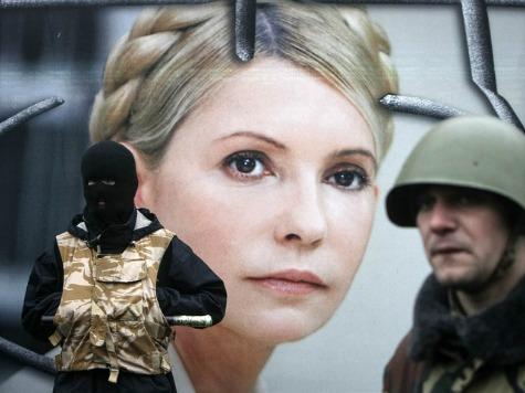 Ukraine's Yulia Tymoshenko Says Russia Media Edited Caustic Phone Call