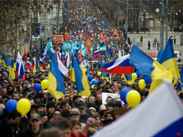Freedom Lost – The Ukrainian Carve Up Begins