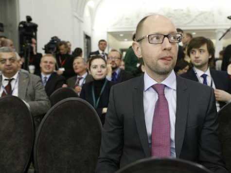 Ukraine's Interim Government Announces New Cabinet