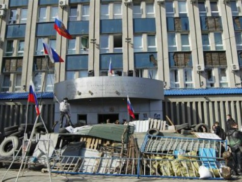 Luhansk Committee of Voters Claim Hostage Situation Was Hoax