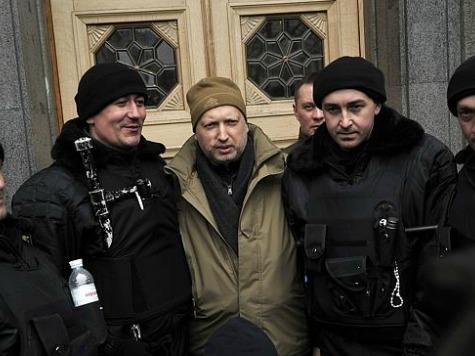 Oleksandr Turchynov Voted Ukraine Interim President