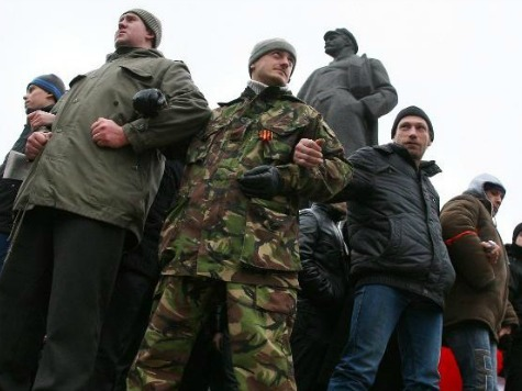 Infighting Among Pro-Russian Forces in East Ukraine