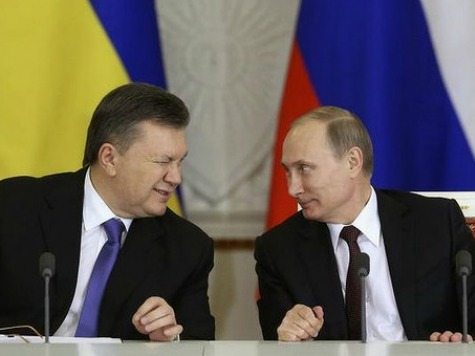 Ukraine President Heads to Sochi for Talks with Putin