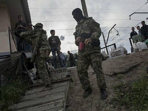 Report: Pro-Russian Forces Using Human Shields