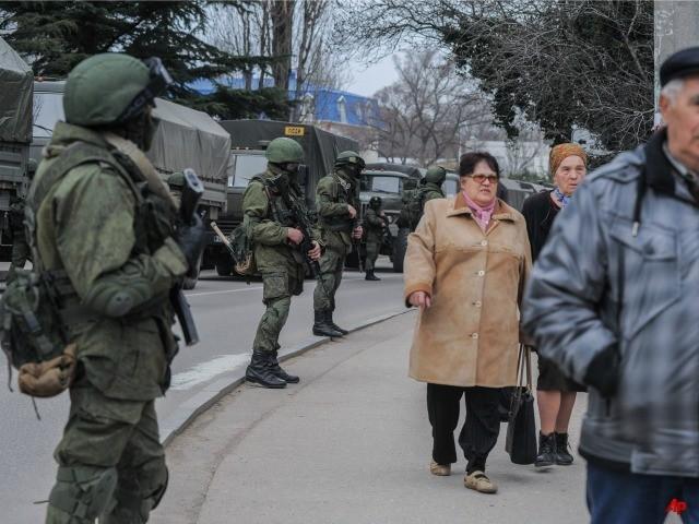 EXCLUSIVE: Sen Cruz Describes Ukraine vs. Russia as 'Good vs. Evil'
