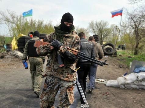 Pro-Russians Claim Ukraine Shelling Killed Three Civilians in Slaviansk