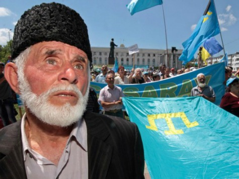 Crimean Tatars Vote for Autonomy