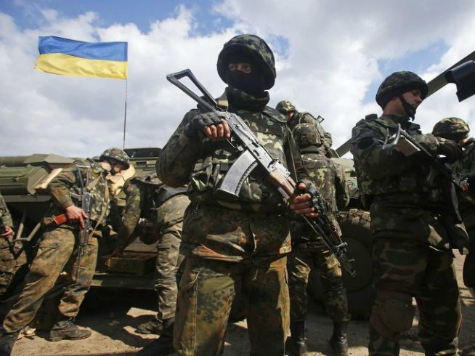 US-Led Military Exercises Due to Begin in Western Ukraine