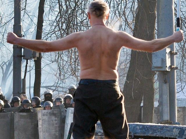 Ukraine Port City Sevastapol Declares Allegiance to Russia