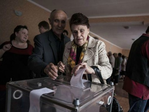 Referendum Kicks off in East Ukraine