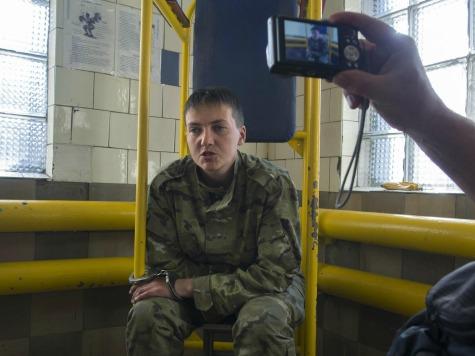 US Embassy Tells Russia to Release Female Ukraine Pilot Nadezhda Savchenko