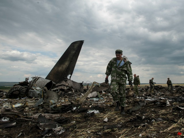 Kiev Claims Pro-Russians Shot Down Two Ukraine Fighter Jets Near MH17 Site