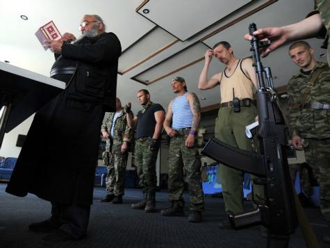 Non-Russian Orthodox Religions Endure Persecution in East Ukraine