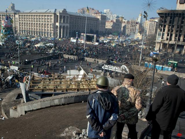 Defense Department Denies Reports of U.S. Aid Being Sold on Ukrainian Black Market