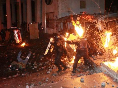 Ukrainian City of Lviv's Crime Decreased After Police Left