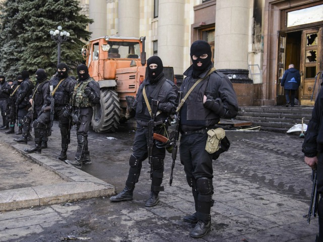 Ukraine Launching Full Anti-Terrorist Operation Against Pro-Russians in the East