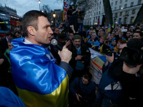 Vitali Klitschko to Run for Kiev Mayor, Backs Petro Poroshenko for President of Ukraine
