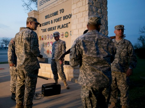 Fort Hood Shooter Treated For Depression, Anxiety