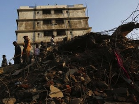 India Building Collapse Death Toll Climbs to 55