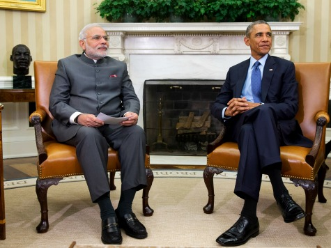 Despite Cold Shoulder From Obama, India's New Leader Takes US by Storm