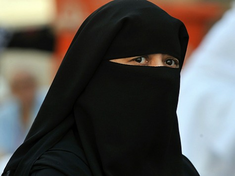 Saudi Arabia Outlaws Female 'Tempting Eyes'