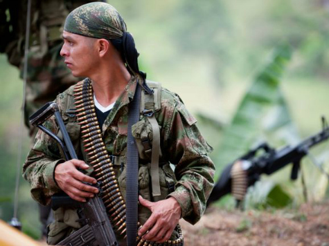 Indigenous Guard Rescue 10-Year-Old Police Chief Daughter Held Hostage by FARC