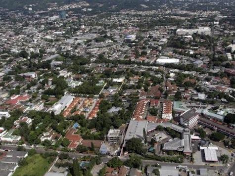 7.4 Magnitute Earthquake off El Salvador Coast