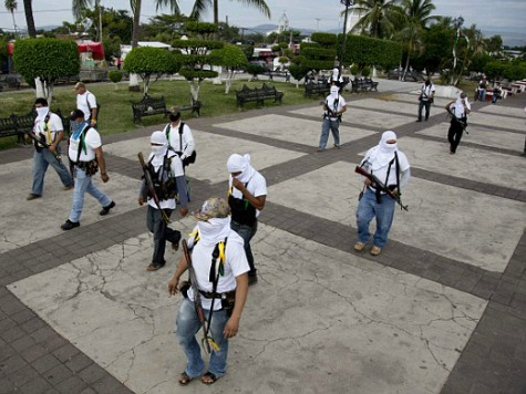 Mexicans Using Vigilante 'Self-Help' Groups to Fight Cartels